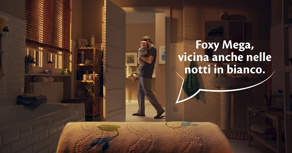 Initiative per Foxy Mega