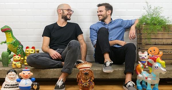 SOCIALicon: Stefano e Riccardo, due cuori e una GNAMBOX