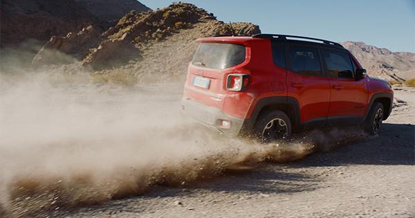Presto on air Unmap, la nuova campagna Jeep Renegade firmata Leo Burnett