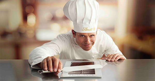Lindt torna on air con il film tv dedicato alle Tavolette Lindt Excellence