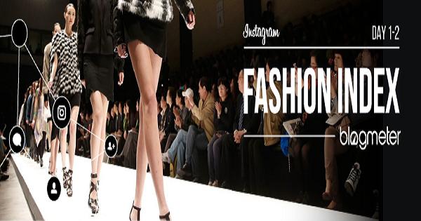 Milano Fashion Week su Instagram