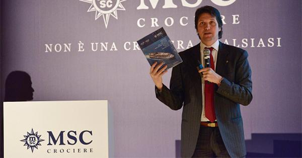 MSC Crociere presenta il primo catalogo al mondo in mixed reality