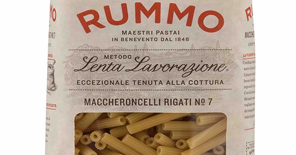 Rummo: un anno premium e un nuovo formato di pasta