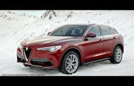 Alfa Romeo lancia Stelvio