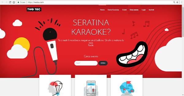 Online TwoToc.com, la prima piattaforma di eventi per condividere interessi e passioni