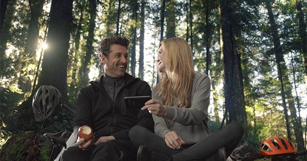 Vodafone Italia: on air il secondo spot con Patrick Dempsey