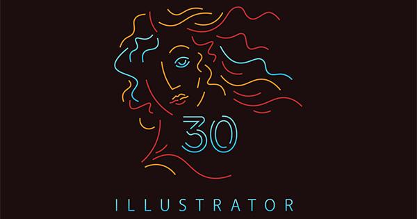 Adobe celebra i 30 anni di Illustrator