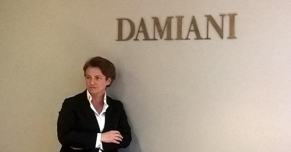 Laura Manelli nuovo Managing Director per Damiani