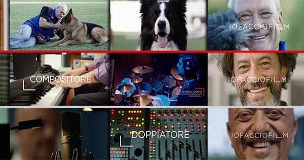 Io Faccio Film: l'industria audiovisiva si racconta per condividere passione e professionalità dei suoi protagonisti