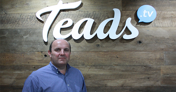 Marc Zander entra in Teads come Global vice-president client partnerships