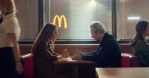 Gabriele Muccino regista del nuovo spot di McDonald's