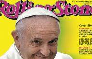 Papa Francesco in copertina su Rolling Stone Italia