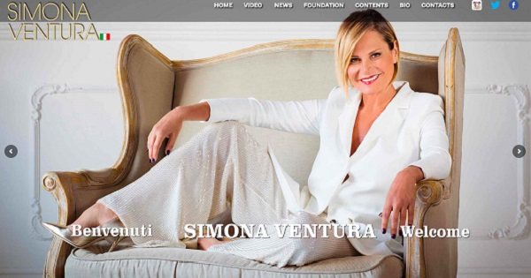 SOCIALiCon: Simona Ventura è