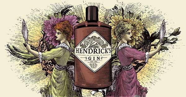Bespoke e Hub09 si aggiudicano la gara 2017 di Hendrick's Gin