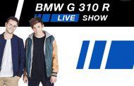 G 310 R Live: online il progetto di We Are Social per BMW Motorrad