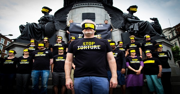 Chef Rubio testimonial del 5X1000 per Amnesty International