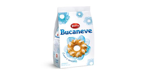 Doria torna in TV con lo spot dedicato a Bucaneve