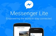 Messenger Lite di Facebook arriva in Italia