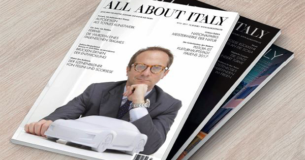 All about Italy vola con eJournals