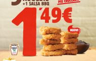 Burger King: a ritmo di rap tornano i King Nuggets
