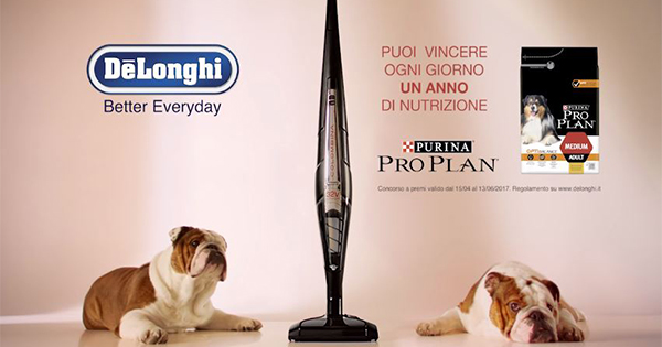 Colombina Cordless Plus di De'Longhi on air con il nuovo spot