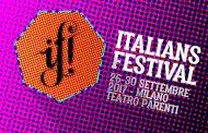 Presentato il programma di If! Italians Festival 2017