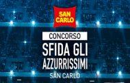 San Carlo premium sponsor della Nazionale Italiana di Calcio