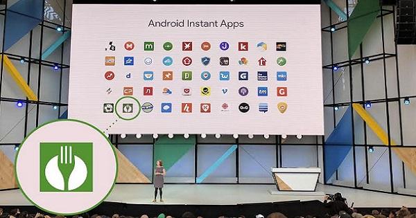 Prenotare online il ristorante è facile con Android Instant App TheFork