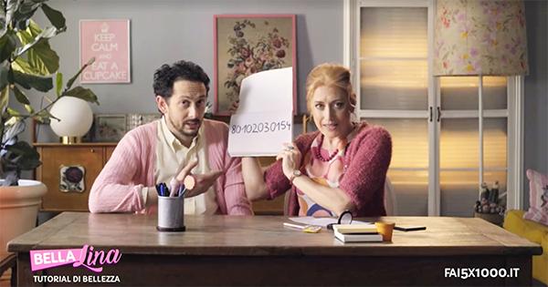 Conversion e il FAI insieme nella nuova campagna digital per il 5x1000