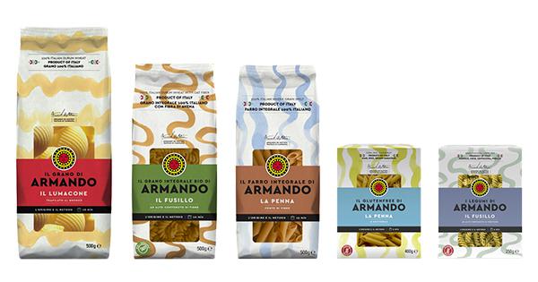 Ad Aida Partners Ogilvy PR la comunicazione di Pasta Armando