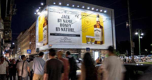 Il #dopocena si anima con Jack Daniel's Tennessee Honey