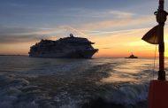MSC Crociere vara Meraviglia, la nave più grande d'Europa
