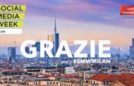 Successo per la Social Media Week Milan: oltre 5 mila presenze e più di 70 eventi