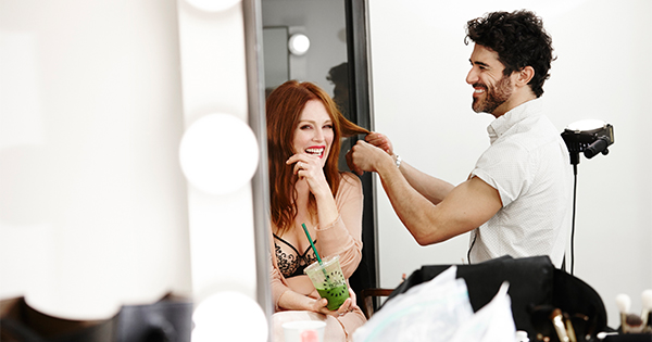 Julianne Moore nuovo volto del premium brand Florale di Triumph