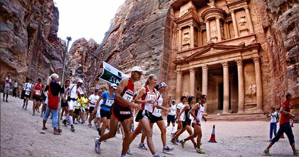 La Giordania promuove la maratona di Petra