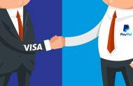 Visa e PayPal estendono la loro partnership all'Europa