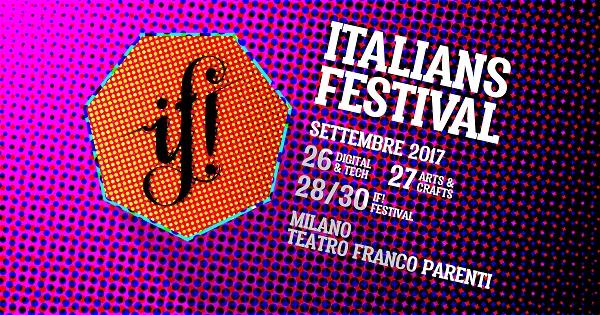 Più di 80 ospiti italiani e internazionali per la quarta edizione di IF! Festival