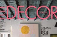 """ELLE DECOR ITALIA è in edicola con lo speciale Best of Design 2017 e, per la prima volta, con """"Elle Decor Yacht"""", raccolta pubblicitaria +20%"""