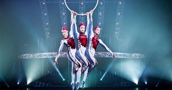 MSC Meraviglia porta in mare gli spettacoli del Cirque Du Soleil