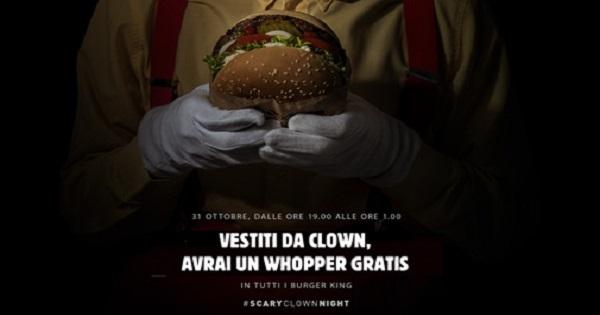 Ad Halloween Burger King trolla McDonald's