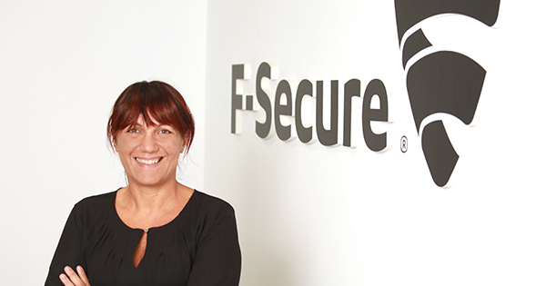 Carmen Palumbo nuova B2B Country Marketing Manager Italy di F-Secure