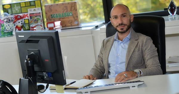 Edgardo Di Meo Direttore Marketing di Spin Master Italia