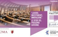 Forum Public Affairs 2017 - Le INTERVISTE