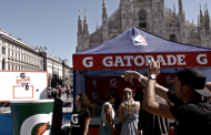 Tribe Communication e Gatorade per il G-Dunk 2017