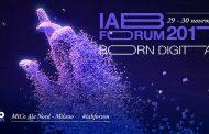 Presentata l'agenda degli ospiti di IAB Forum 2017