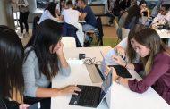 Nuvola Rosa 2017:  le studentesse di tutta Italia tornano a lezione  nella Digital Class della Microsoft House