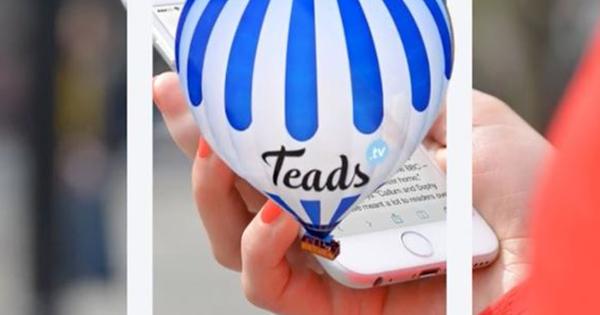 Teads lancia il nuovo formato inRead 3D