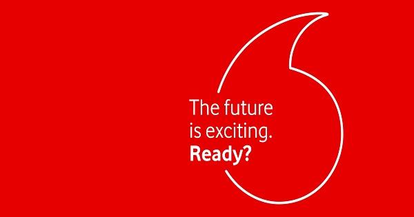 Vodafone lancia la nuova strategia di posizionamento del brand