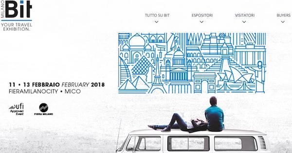 Bit 2018, a Milano la Borsa Internazionale del Turismo