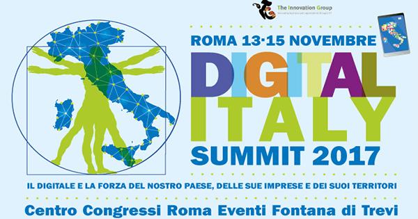 Cosa è emerso dal Digital Italy Summit 2017? Ce ne parla Roberto Masiero, presidente The Innovation Group